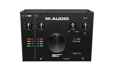 M-AUDIO INTERFAZ AIR SERIES 192/4