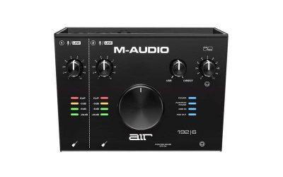 M-AUDIO NTERFAZ AIR SERIES 192/6