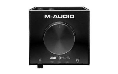 M-AUDIO INTERFAZ HUB AIR SERIES