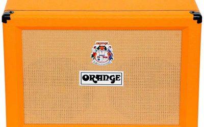 ORANGE Amplificador combo para guitarra CR120C.
