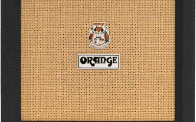 ORANGE Amplificador combo para guitarra CRUSH 20RT BK.