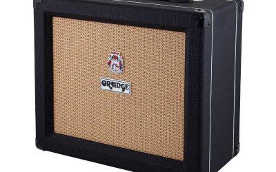 ORANGE Amplificador combo para guitarra CRUSH 35RT BK.