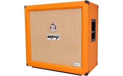 ORANGE Bafle para guitarra CRPRO412.