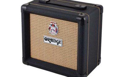 ORANGE Bafle para guitarra PPC108 BK.