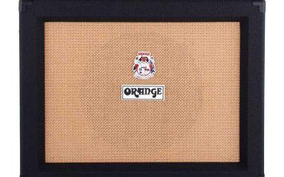 ORANGE Bafle para guitarra PPC112 BK.