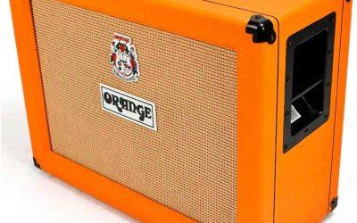 ORANGE Bafle para guitarra PPC212OB.