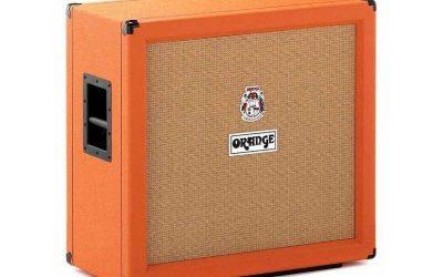 ORANGE Bafle para guitarra PPC412.